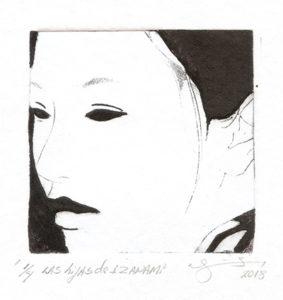 Ibrahim Ambar Ricardo : «Las hijas de Izanami»