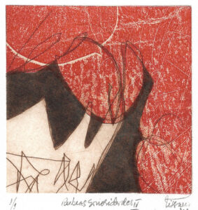 Pissarro : «Rubras sonoridades – IV»